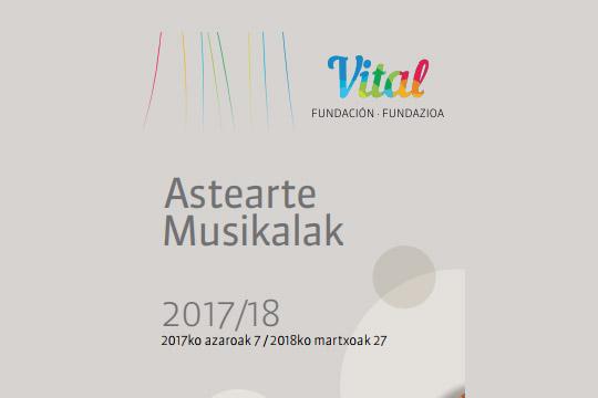 Professoras de la AIMB protagonistas de los martes musicales de Vitória